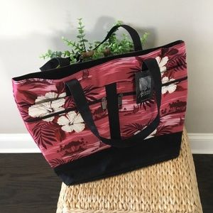 ISLAND ACCENT TOTE BAG